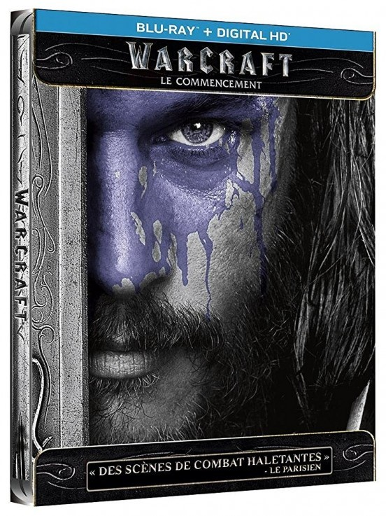 image blu ray warcraft le commencement