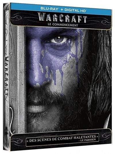 [Test – Blu-Ray] Warcraft : le commencement – Duncan Jones