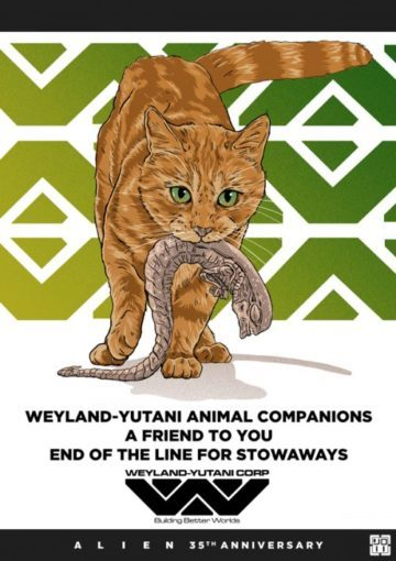 image laurie greasley weyland-yutani geek-art volume 3