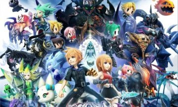 image test ps4 world of final fantasy