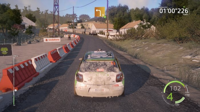 image gameplay wrc 6