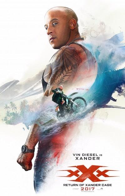 [News – Cinéma] Nouvelle  bande annonce de «xXx : Reactivated» de D.J. Caruso, sortie le 18 janvier 2017