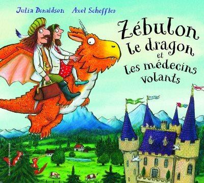 image gallimard jeunesse zebulon le dragon et les medecins volants