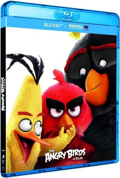 [Test – Blu-Ray] Angry Birds : Le Film – Fergal Reilly et Clay Kaytis