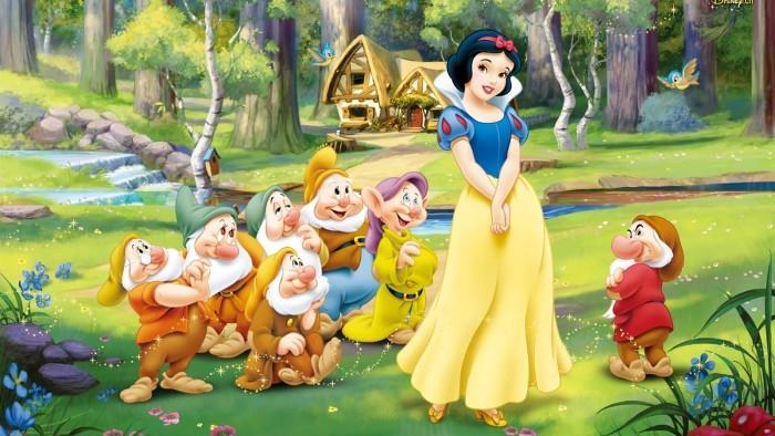 [News – Cinéma] Disney développe un film live de «Blanche-Neige et les Sept Nains»