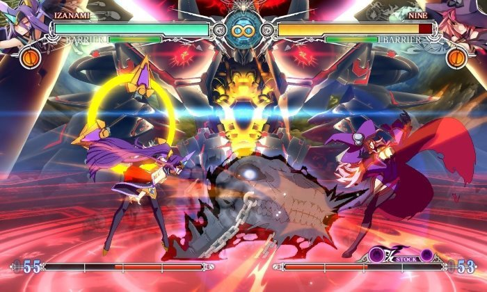 image test blazblue central fiction