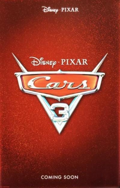 [News – Cinéma] Bande-annonce de «Cars 3» de Brian Fee, sortie le 2 Août 2017.