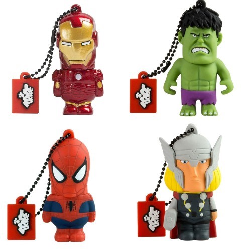 image clés usb avengers tribe