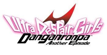 image logo danganronpa ultra despair girls another episode