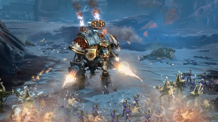 image titan dawn of war 3