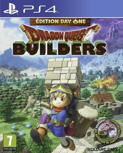 [Test – Playstation 4] Dragon Quest Builders : Square Enix construit un nouveau hit
