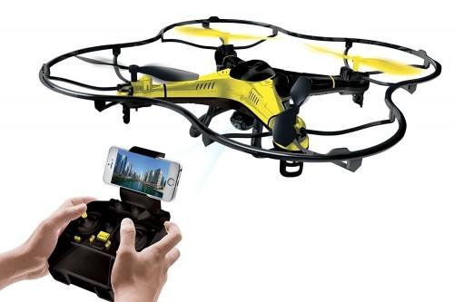 image modelco drone 32HCS wifi jaune