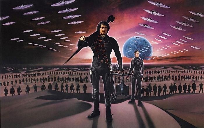[News – Cinéma] Legendary  acquiert les droits de «Dune».