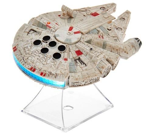 image I-Home enceinte bluetooth vaisseau millenium star wars disney