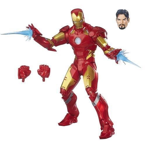 image avengers iron man figurine xl disney hasbro