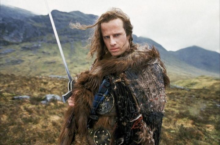 image christophe lambert highlander