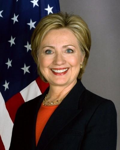 image portrait hillary clinton secrétaire d'état