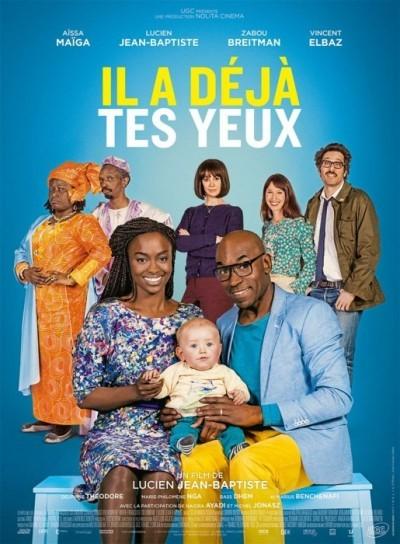 [News – Cinéma] Bande-annonce de «Il a déjà tes yeux» de Lucien jean-Baptiste, sortie le 18 Janvier 2017.