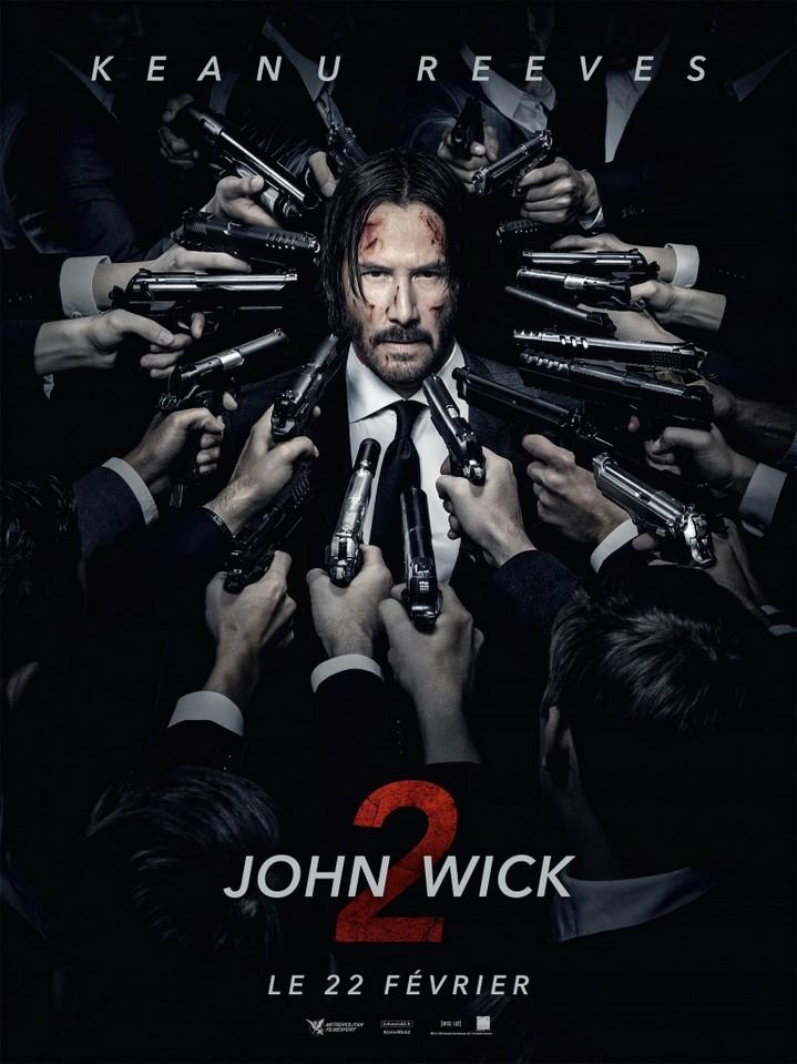image poster john wick 2