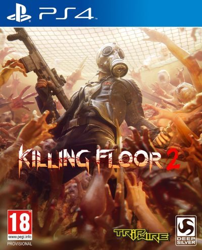 [Test – Playstation 4] Killing Floor 2 : le gore jouissif