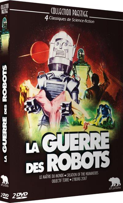 [News – DVD/BR] Artus Films : un coffret SF Vintage immanquable sous le sapin