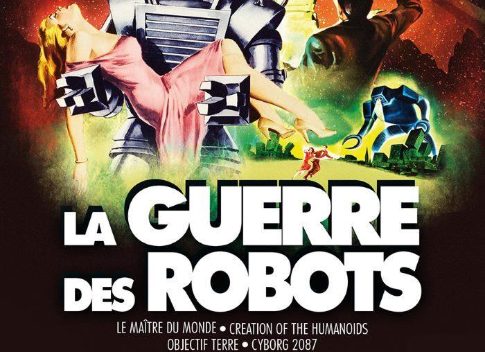 image news la guerre des robots