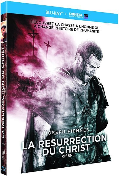 [Test – Blu-Ray] La Résurrection du Christ de Kevin Reynolds