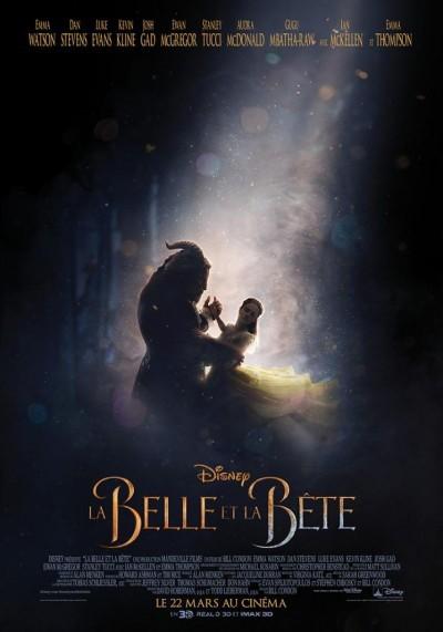 [News – Cinéma] Nouvelle bande-annonce de «La Belle et la Bête» de Bill Condon, sortie le 22 Mars 2017.