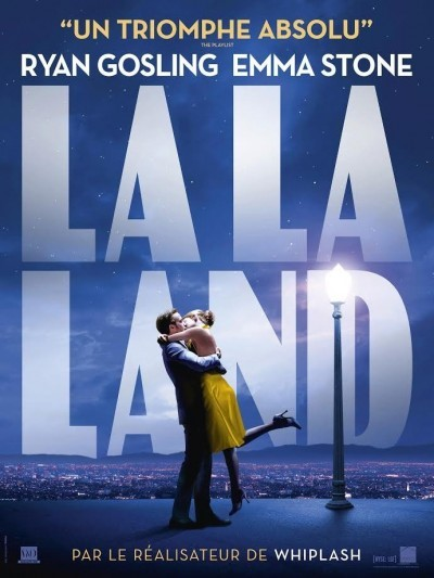 image affiche lalaland
