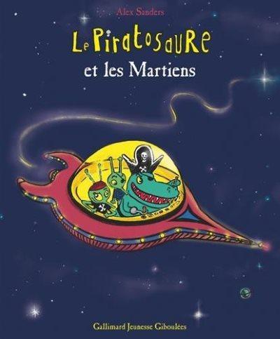 image le piratosaure et les martiens