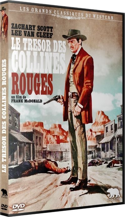 [Test – DVD] Le Trésor des Collines Rouges – Frank McDonald