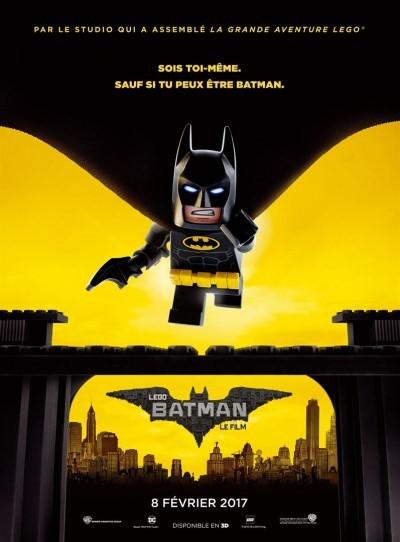 [News – Cinéma] Nouvelle bande annonce de «LEGO Batman, Le Film» de Chris McKay, sortie le 8 Février 2017