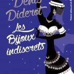image couverture les bijoux indiscrets denis diderot collection trésors retrouvés de la littérature