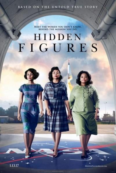 [News – Cinéma] Nouvelle bande annonce de «Les Figures de l'Ombre» de Theodore Melfi, sortie le 8 mars 2017