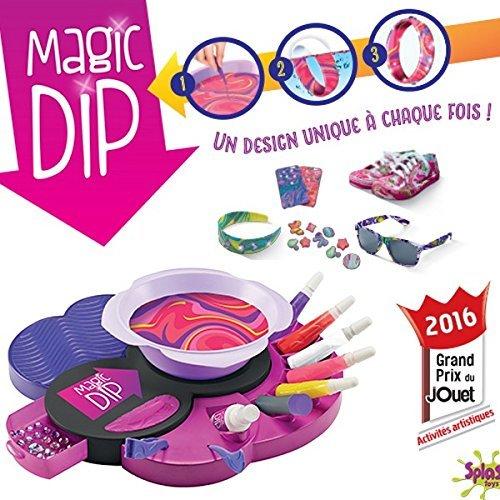 image jeu magic dip splash toys