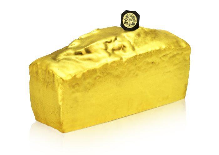 image christmas gold cake mariage freres