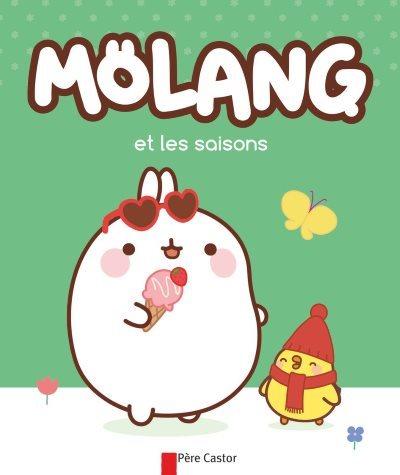 image molang et les saisons