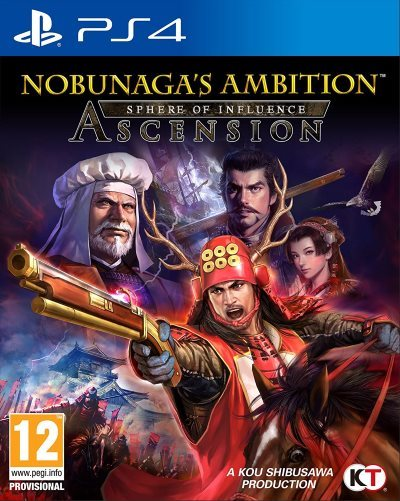 [Test – Playstation 4] Nobunaga's Ambition SoI – Ascension : la stratégie de niche