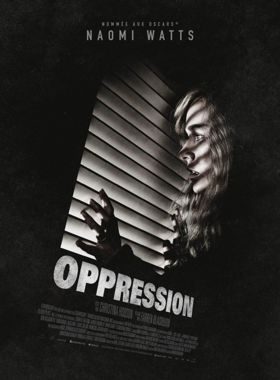 image poster oppression