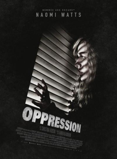 [News – Cinéma] Nouvelle bande-annonce de «Oppression», sortie le 30 Novembre.