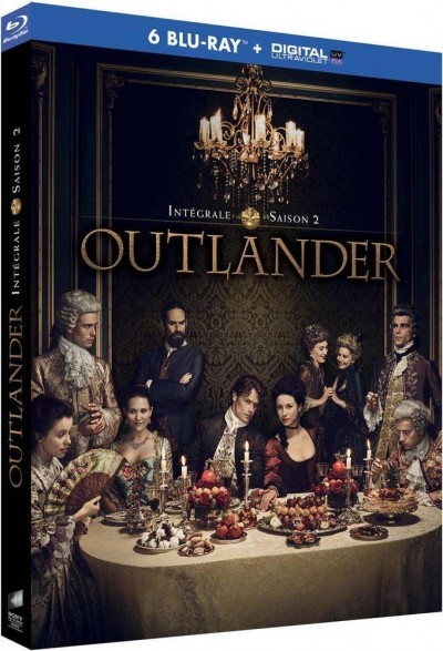 [Test – Blu-Ray] « Outlander », saison 2 – Ronald D. Moore
