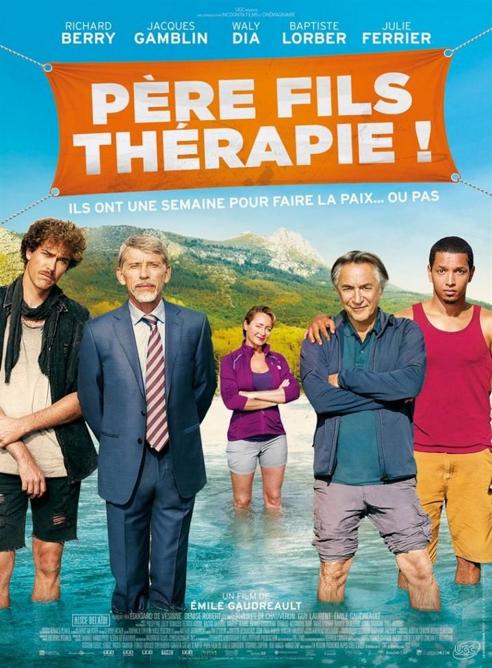 image affiche pere fis therapie
