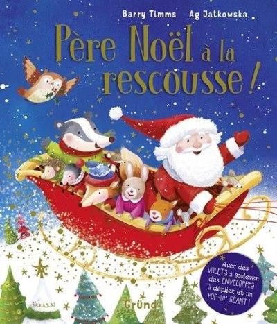 [Critique] Père Noël à la Rescousse – Barry Timms et Ag Jatkowska