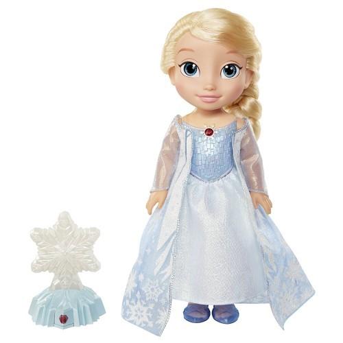 image poupée disney la reine des neiges elsa lumière du nord pacific jakks