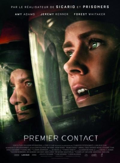 [News – Cinéma] Nouvelle bande annonce de «Premier Contact» de Denis Villeneuve, sortie le 7 Décembre.