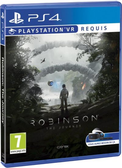 [Test – Playstation 4] Robinson The Journey : les dinosaures s'invitent sur Playstation VR