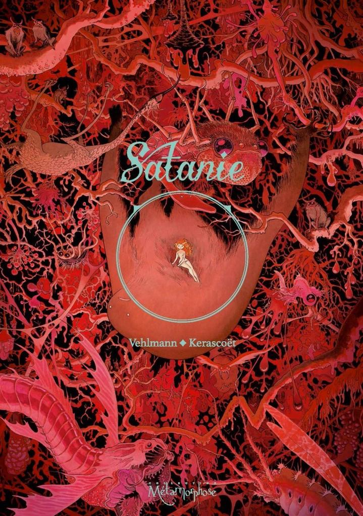 image couverture satanie vehlmann kerascoet éditions soleil métamorphose