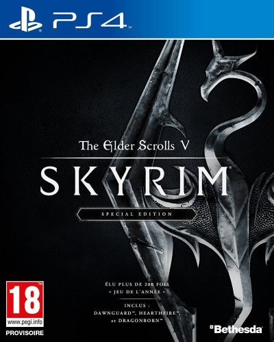 image test skyrim edition speciale