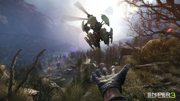 image drone sniper ghost warrior