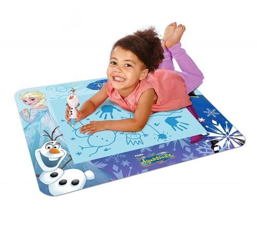 image aquadoodle tapis la reine des neiges tomy